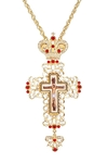 Pectoral chest cross no.152