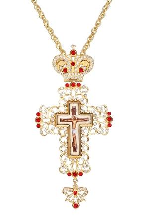 Pectoral chest cross no.152