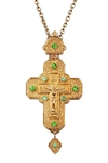 Pectoral chest cross no.177