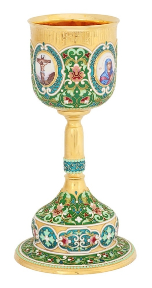 Jewelry communion chalice (cup) - 51 (0.5 L)