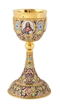 Jewelry communion chalice (cup) no.1a (0.5 L)