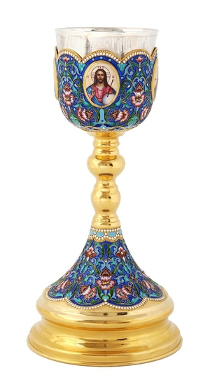 Jewelry communion chalice (cup) - 59 (0.75 L)