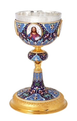 Jewelry communion chalice (cup) ?4a (0.75 L)