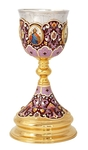 Jewelry communion chalice (cup) - 62 (0.75 L)