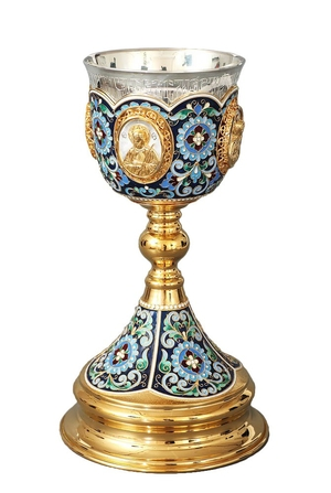 Jewelry communion chalice (cup) - 63 (1.0 L)