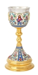 Jewelry communion chalice (cup) - 64 (1.0 L)