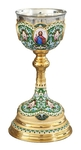 Jewelry communion chalice (cup) - 65 (1.0 L)