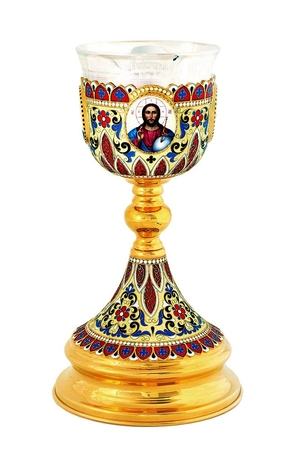 Jewelry communion chalice (cup) - 67 (1.0 L)