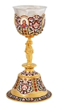 Jewelry communion chalice (cup) - 68 (1.0 L)