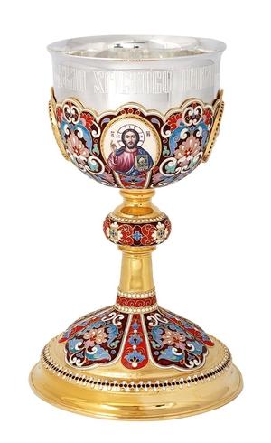 Jewelry communion chalice (cup) no.4 (1.0 L)