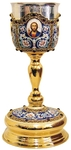 Jewelry communion chalice (cup) - 75 (1.75 L)