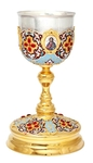 Jewelry communion chalice (cup)