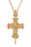 Pectoral chest cross no.59b