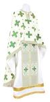 Greek Priest vestments - Economy Polistavrion green