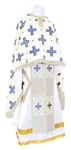 Greek Priest vestments - Economy Polistavrion blue