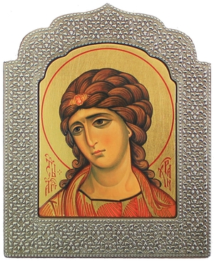 Icon: Holy Guardian Angel - 8