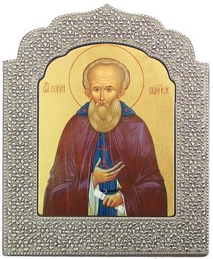 Icon: Holy Venerable Sergius of Radonezh the Wonderworker - 8
