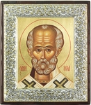 Icon: St. Nicholas the Wonderworker - 33