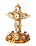 Mitre cross no.24 (gold)