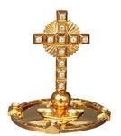 Mitre cross no.18