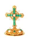 Mitre cross no.19 (gold)