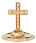 Mitre cross no.20 (gold)