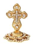 Mitre cross no.29 (gold)
