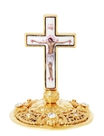 Mitre cross - 1 (gold)