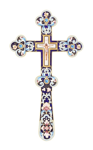 Water-blessing cross - 5