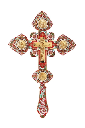 Blessing cross no.4c