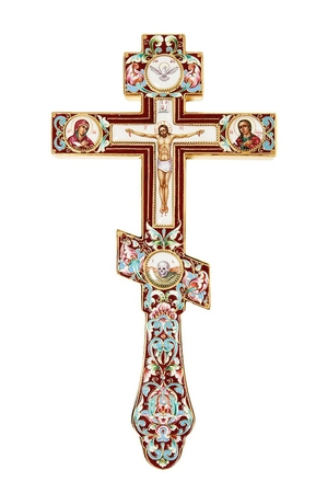 Blessing cross - 56a