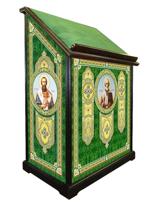 Church lectern Marketri double