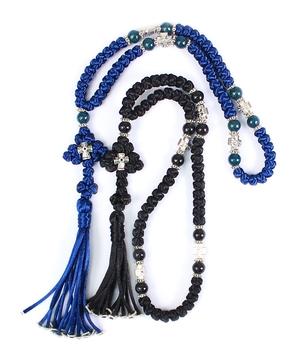 Bishop prayer rope (chetki) - 50 knots