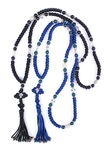 Broyanica Orthodox Bishop prayer rope (chetki) - 100 knots