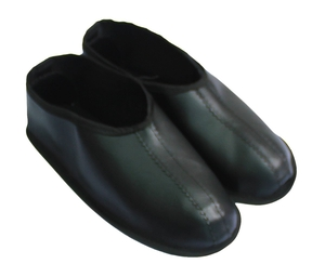 Monastic slippers