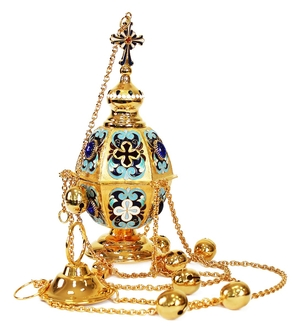 Jewelry censer no. Z-03