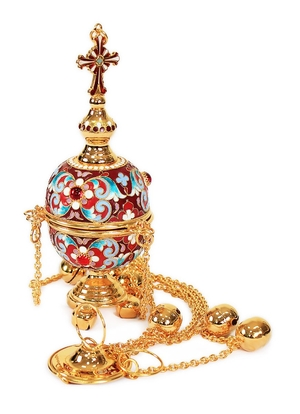 Jewelry censer no. Z-06