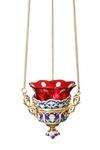 Jewelry vigil lamp no.30