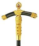 Jewelry Hegumen's staff - 24