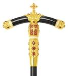 Jewelry Hegumen's staff - 25