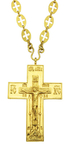 Pectoral office cross - A45