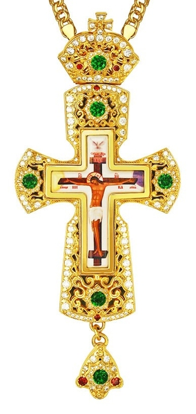 Pectoral cross - A159