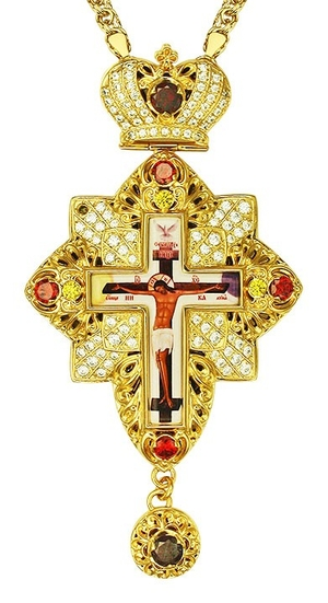 Pectoral cross - A160
