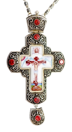 Pectoral cross - A204L
