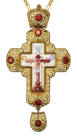 Pectoral cross - A204