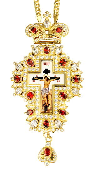 Pectoral cross - A216
