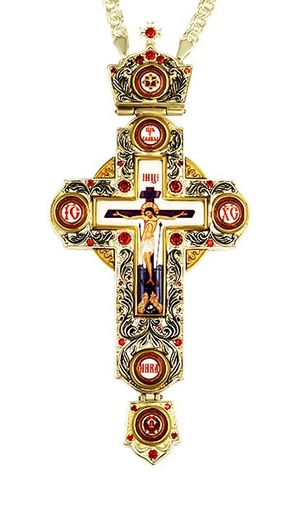 Pectoral cross - A236