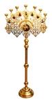 Seven-branch candelabrum - 17