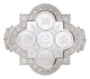 Jewelry tray for prosphoras