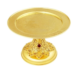 Jewelry liturgical diskos - 3